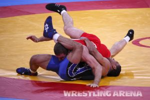 London2012OlympicGRWrestling66kg (7).jpg