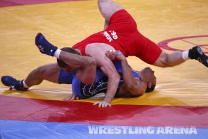 London2012OlympicGRWrestling66kg (8).jpg